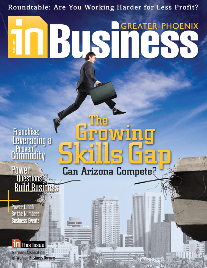 In Business Cover