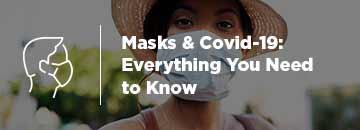 Masks & Covid-19: Everything You Need to Know