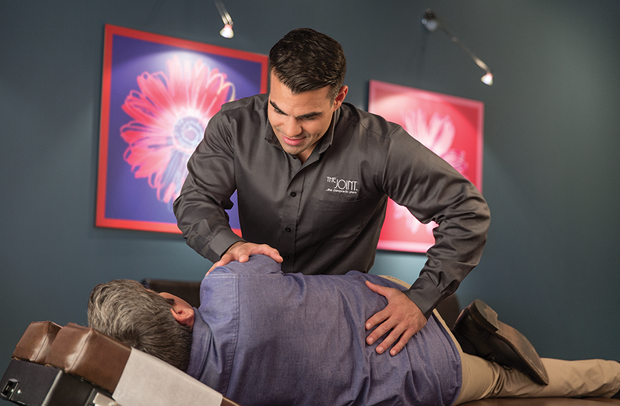 Dr. Shahram Soleimani  | The Joint Chiropractic