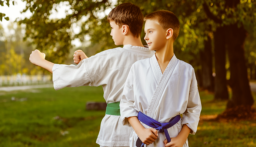Youth Athlete | Martial Arts