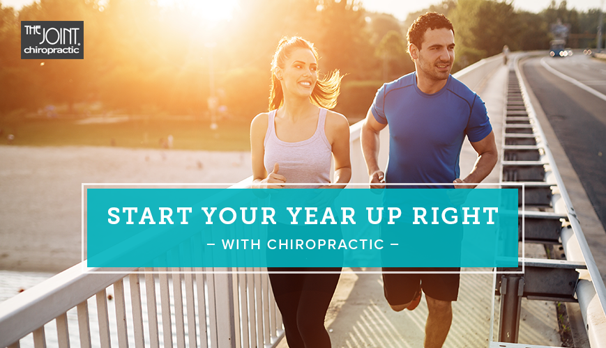 Start Your Year Up Right with Chiropractic