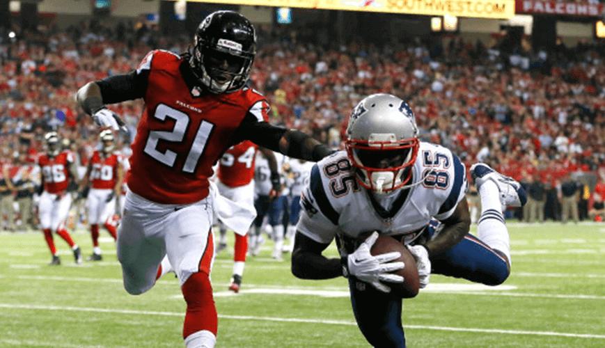 Atlanta Falcons vs New England Patriots