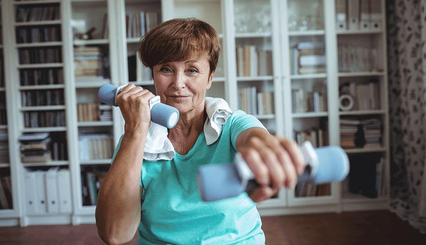Active Adult Women