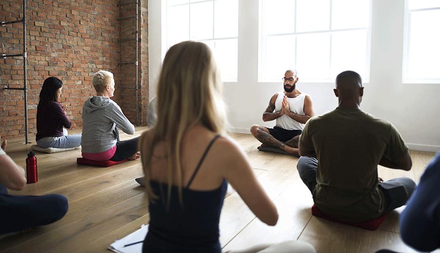Yoga Group Class