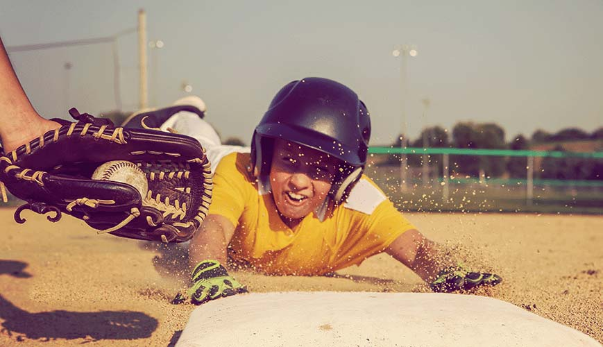 Baseball Play Youth Athletes and Sports