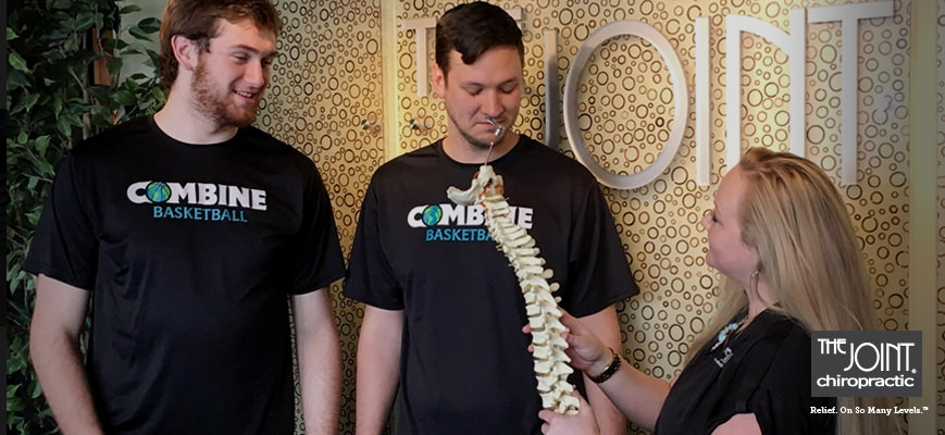 Professional Athletes Choose Chiropractic