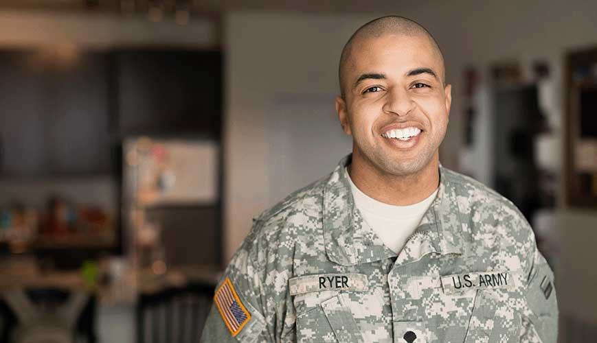 Hispanic Latino Military Man | Army Soldier