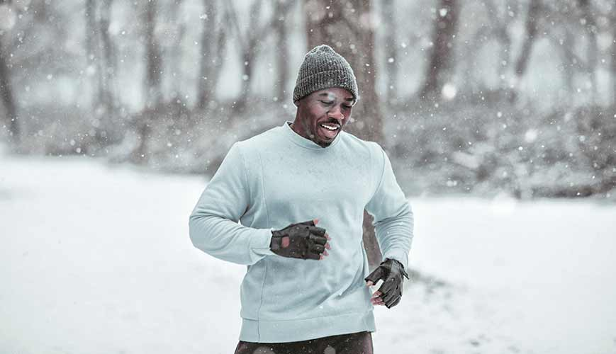 Avoiding Injury from Exercise in Winter