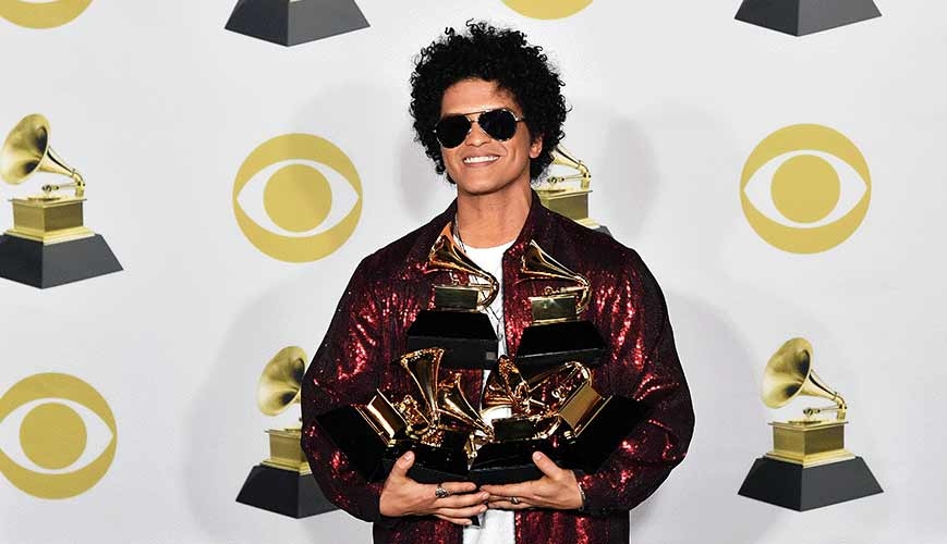 The 60th Annual Grammy's and Chiropractic Care