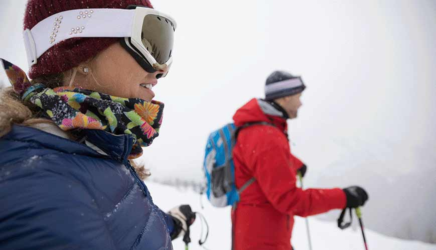 Healthy Skiing Safety Tips