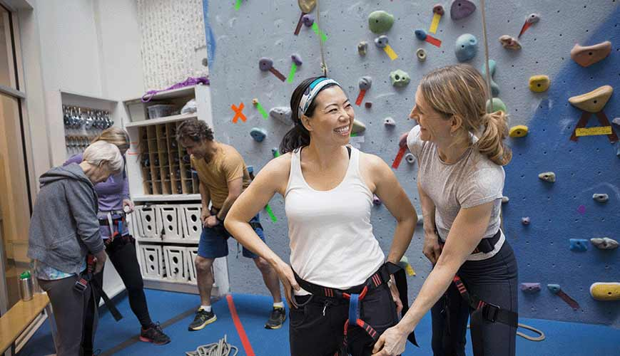 Chiropractic for Rock Climbers