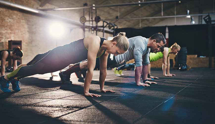 Planking to Spinal Stability