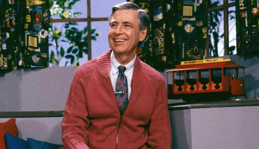 Mister Rogers and Wellness