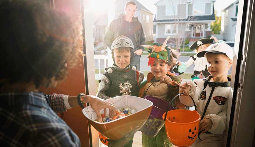 Halloween Health
