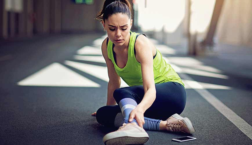 4 Easy Steps to Healing a Rolled Ankle