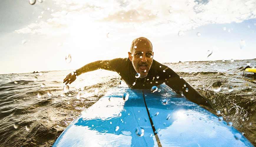 Surfing Injuries
