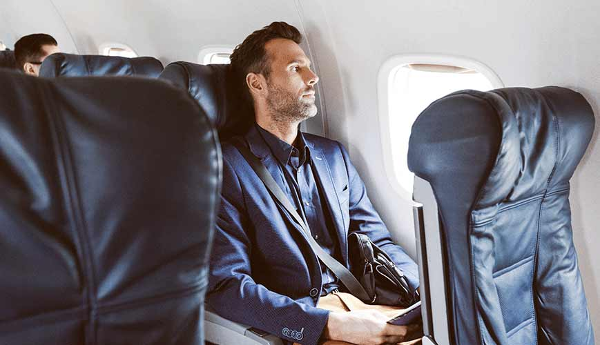 Airplane Health Hacks
