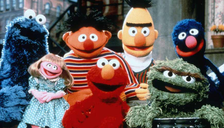 Sesame Street and Opioids