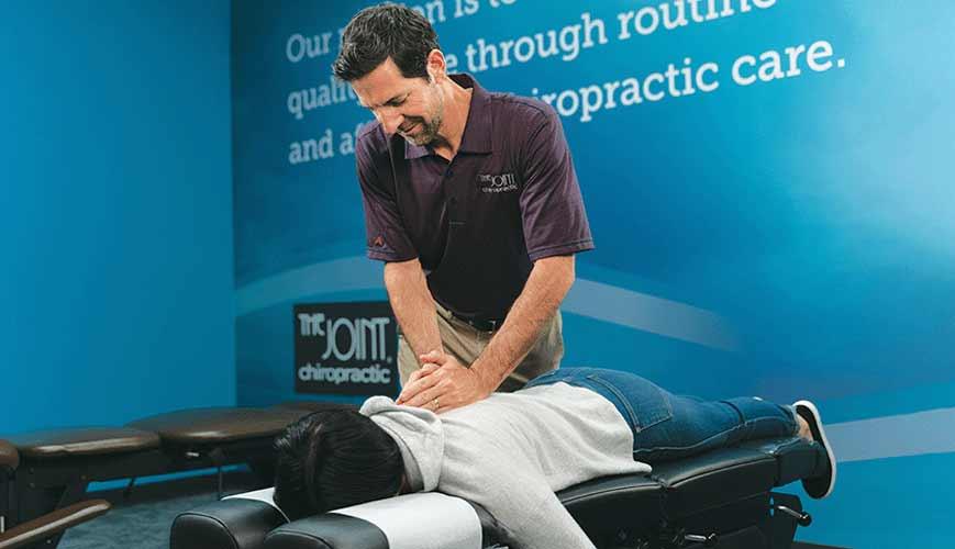 Get Your Chiropractic Adjustments