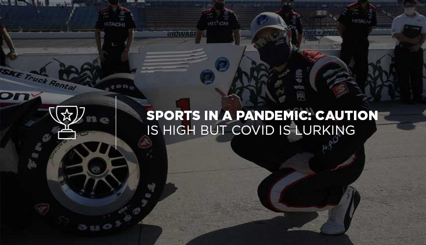 Sports in a Pandemic