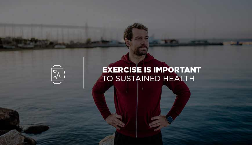 Exercise and Sustained Health