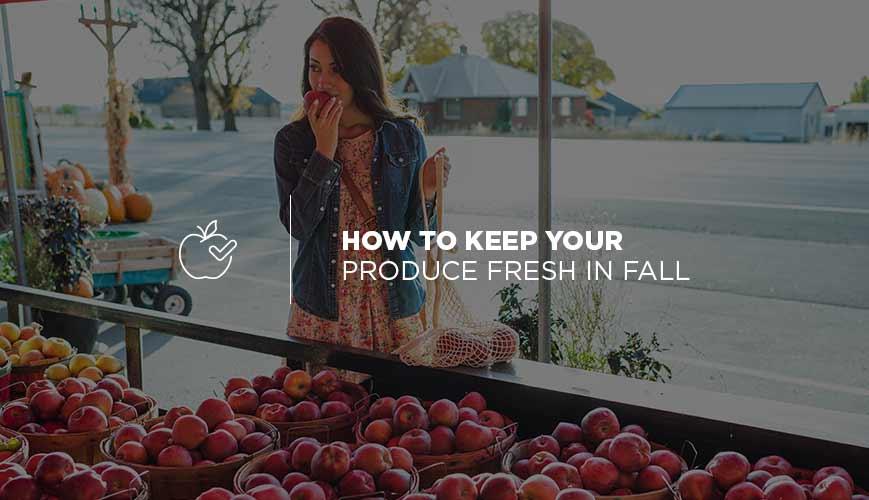 Produce in Fall