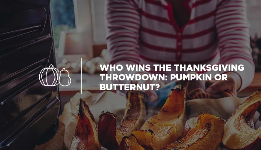 The Thanksgiving Showdown
