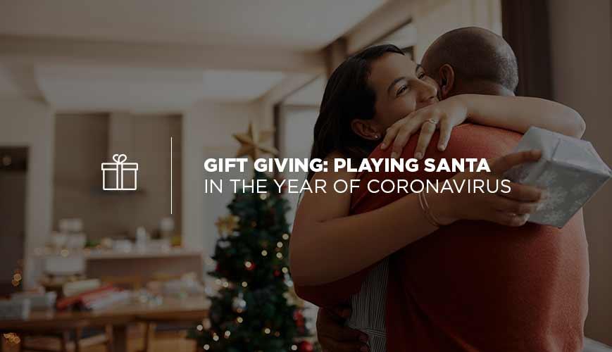 Gift Giving and Coronavirus
