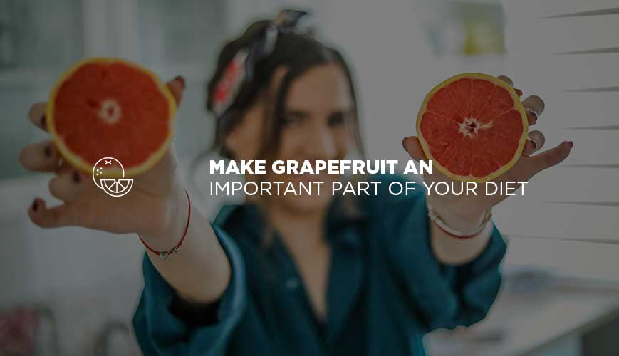 The Benefits of Grapefruit