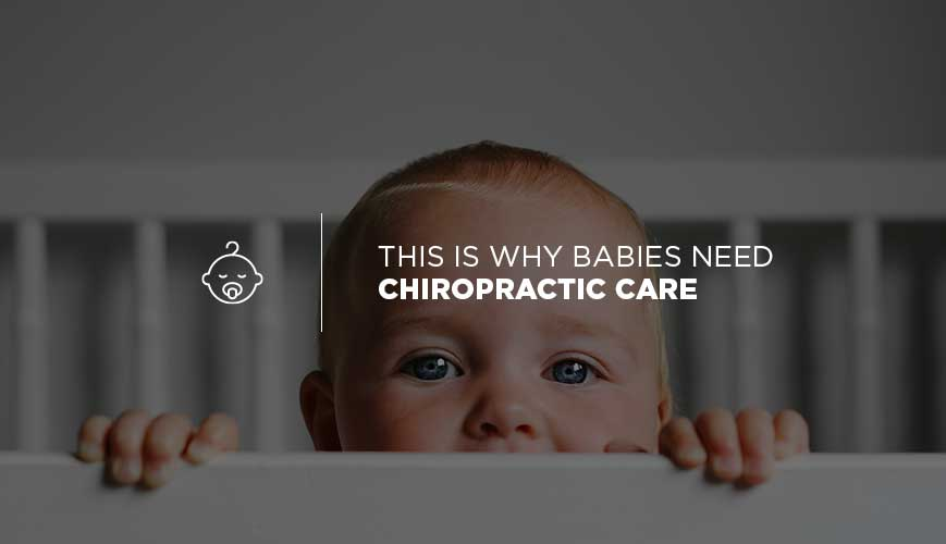 Babies and Chiropractic Care