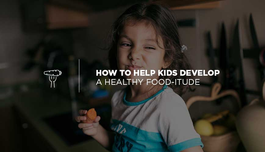 Children and Healthy Food