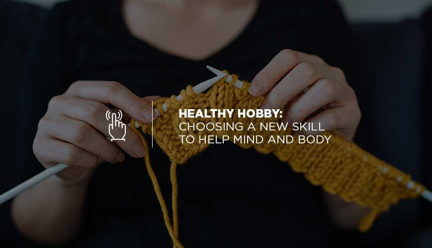 Your Hobby and Your Body