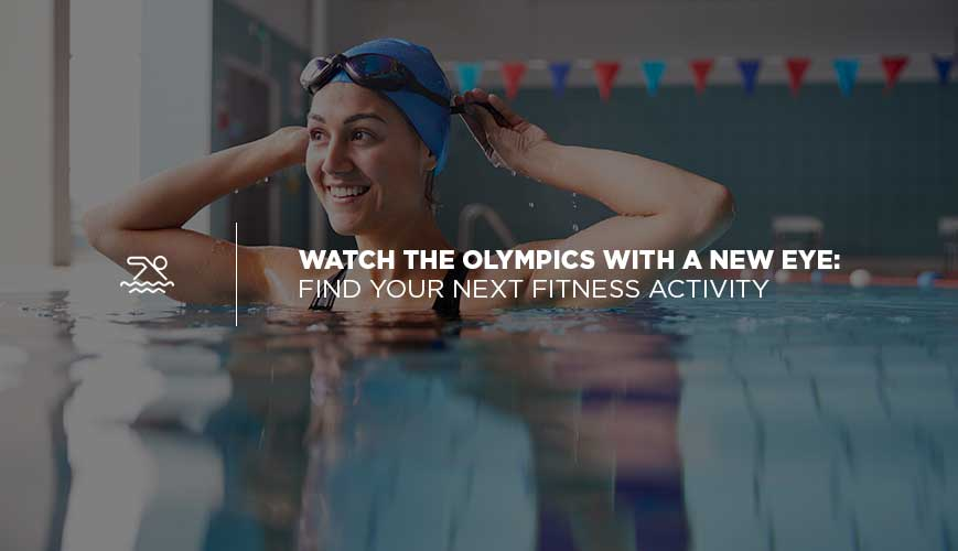 Could an Olympic Sport Be in Your Future?