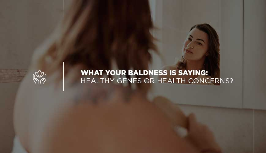 Health Issues Causing Baldness