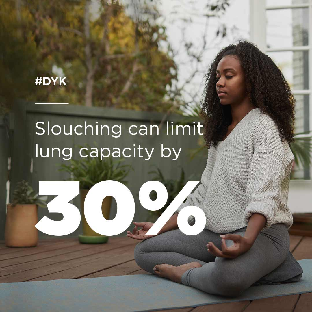Posture and Lung Capacity